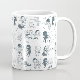 Pop Culture Clash Coffee Mug