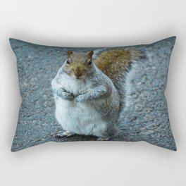 Feeling Nutty Rectangular Pillow