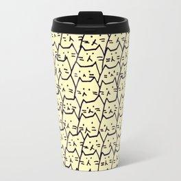 Cat 244 Travel Mug