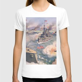 Cuban coast T-shirt