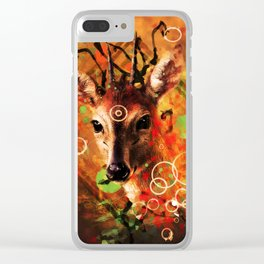 Antalope Clear iPhone Case