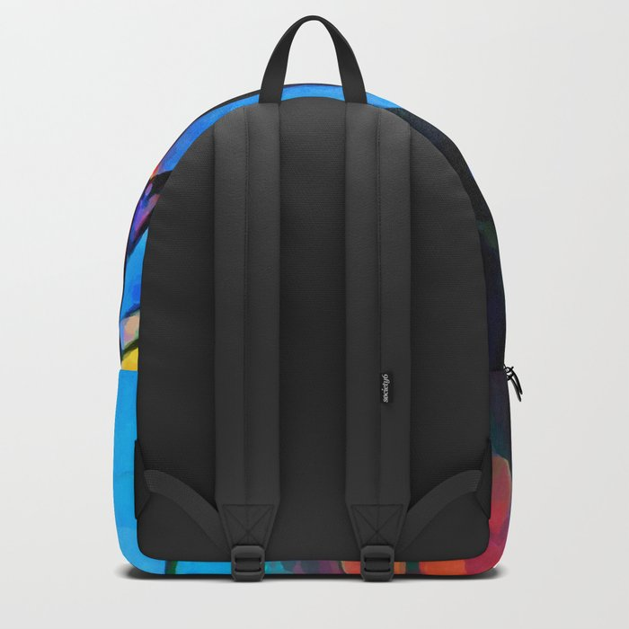 Bull Terrier Backpack