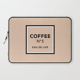 Latte No5 Laptop Sleeve