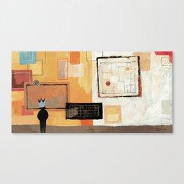 GIANT STEPS Canvas Print