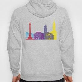 Toulouse skyline pop Hoody