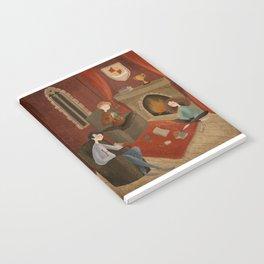 Gryffindor Notebook