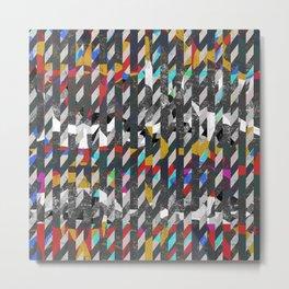 Colorful noise Metal Print