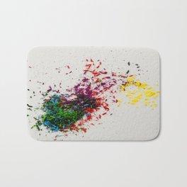 color mixer Bath Mat