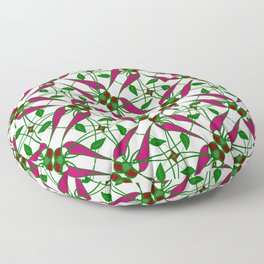 Entwined Floor Pillow