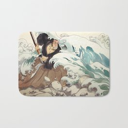 Tsunami Bath Mat