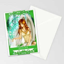 Wings Of Faith : Healer Stationery Cards