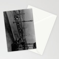 A Lone Traveller  Stationery Cards