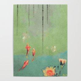 Koi Dreams Poster