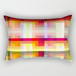 classic retro colorful Nime Rectangular Pillow