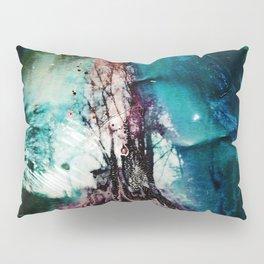 sun abstraction #4 Pillow Sham