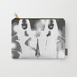 Gray model Carry-All Pouch