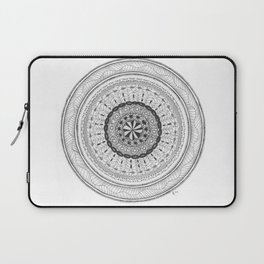 Zendala - Zentangle®-Inspired Art - ZIA 17 Laptop Sleeve