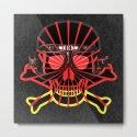 Deutsch Skull / Rammstein by markokoeppe