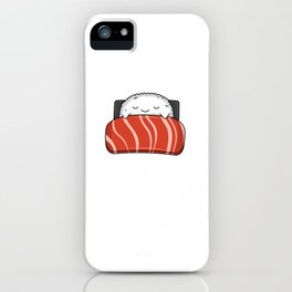 Kawaii Sushi Japanese Lolita Manga iPhone Case