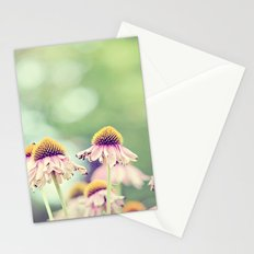 Rusty Coneflowers Stationery Cards