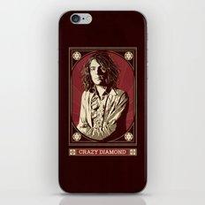 Syd Barrett/Crazy Diamond iPhone & iPod Skin