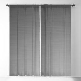 Smooth Sheet Metal Dull Ombre Texture Graphic Design Blackout Curtain