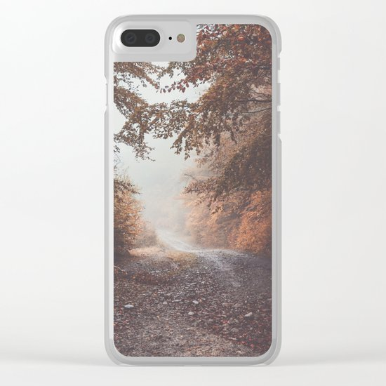 Follow it Clear iPhone Case