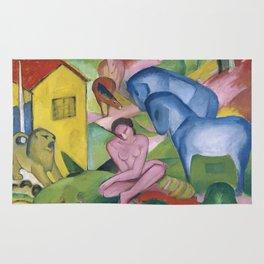 Franz Marc, The Dream Rug
