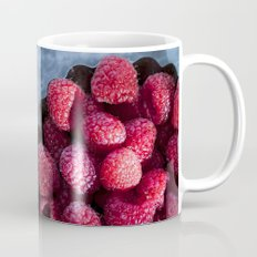 Sunlight and Raspberries Mug