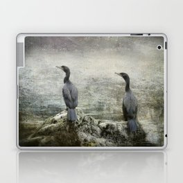 Two Cormorants Laptop & iPad Skin