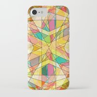 kaleidoscope iPhone & iPod Cases featuring Kaleidoscope by Tammy Kushnir