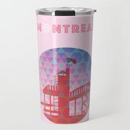 Montreal - Biosphere Travel Mug