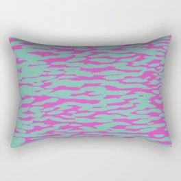 Dappled Aegean Rectangular Pillow