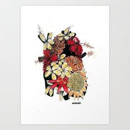Seed of Love Art Print