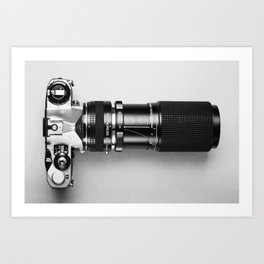 400 mm Art Print