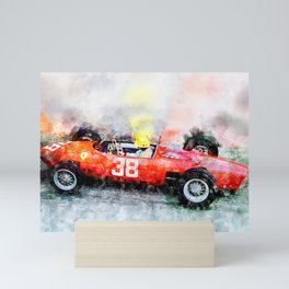 Ricardo Rodriguez, Sharknose 156 Mini Art Print