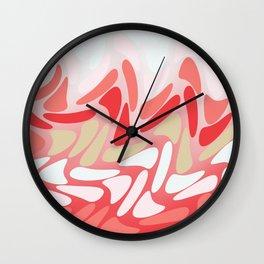 Fruity Summer Wall Clock