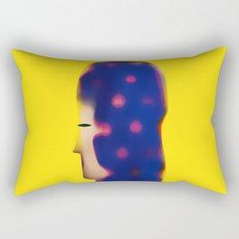 Spanish girl Rectangular Pillow