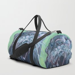Gramm the Otter Duffle Bag