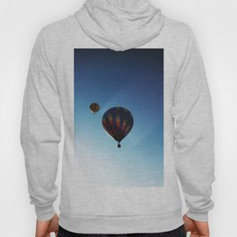 Rainbow Hot Air Balloons Hoody