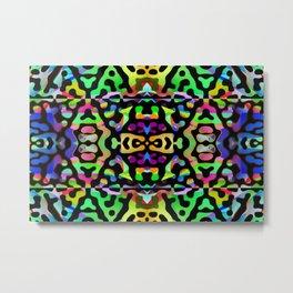 Colorandblack series  1526 Metal Print