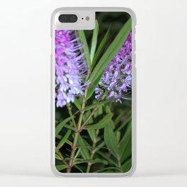 Warburton 6 Clear iPhone Case