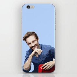 Dan Stevens 2 iPhone Skin
