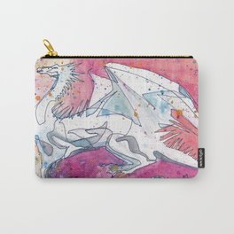 Sunrise Dragon Carry-All Pouch