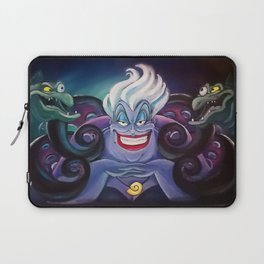 The Sea Witch Laptop Sleeve