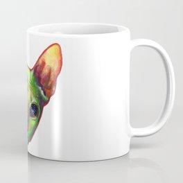 Alien sphynx cat Coffee Mug