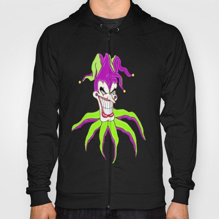 Jester Clown Hoody