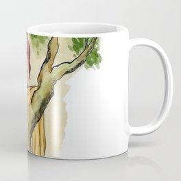 Silent Stitching Coffee Mug