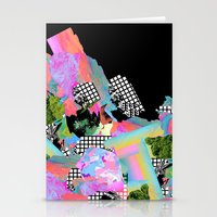 gun Stationery Cards featuring Loaded Gun by Tyler Spangler