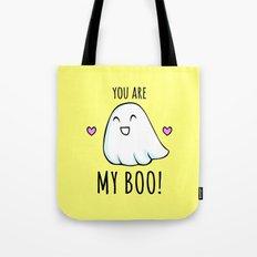 Haunted Love Tote Bag